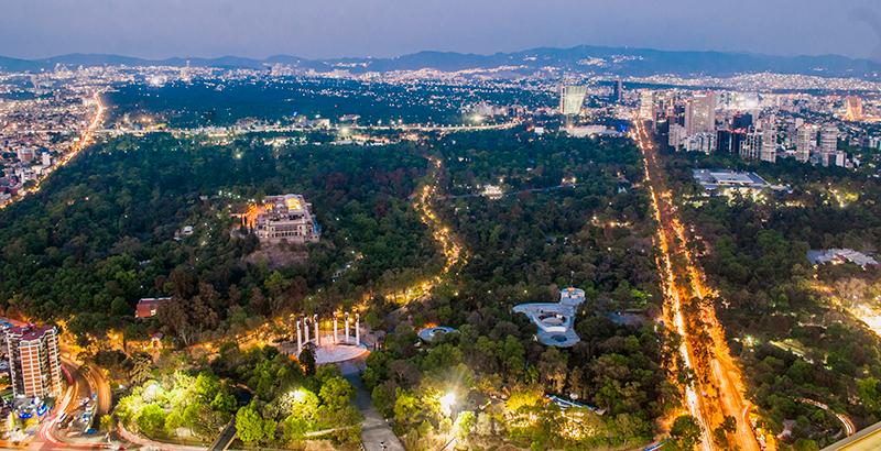 Parque de Chapultepec